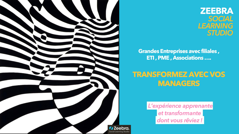 Transformez avec vos managers